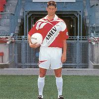 FCU Spelerskaarten 1995-96