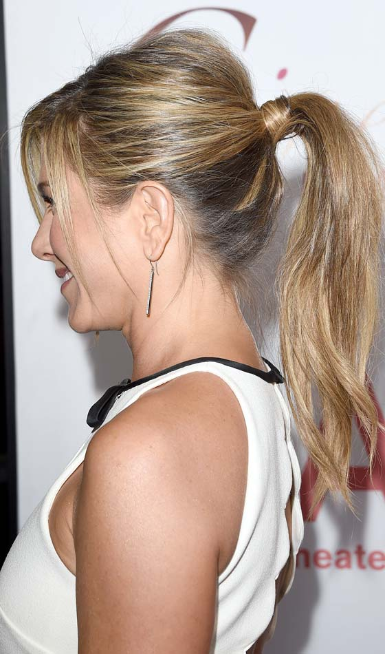 PRETTY HORSETAIL HAIRSTYLES FOR ATTRACTIVE LADY 12