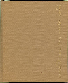 Cover of Aleister Crowley's Book The Soul of the Desert