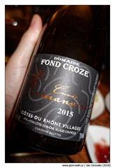 fond-croze-Cuvée-Romanaise-Côte-du-Rhône-Villages-2015