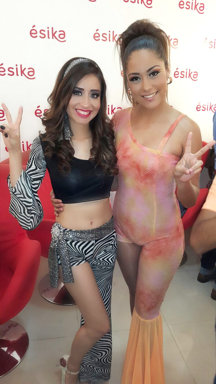 Romina Mazó y Estefania Gutiérrez