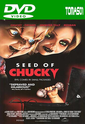 El hijo de Chucky (2004) DVDRip