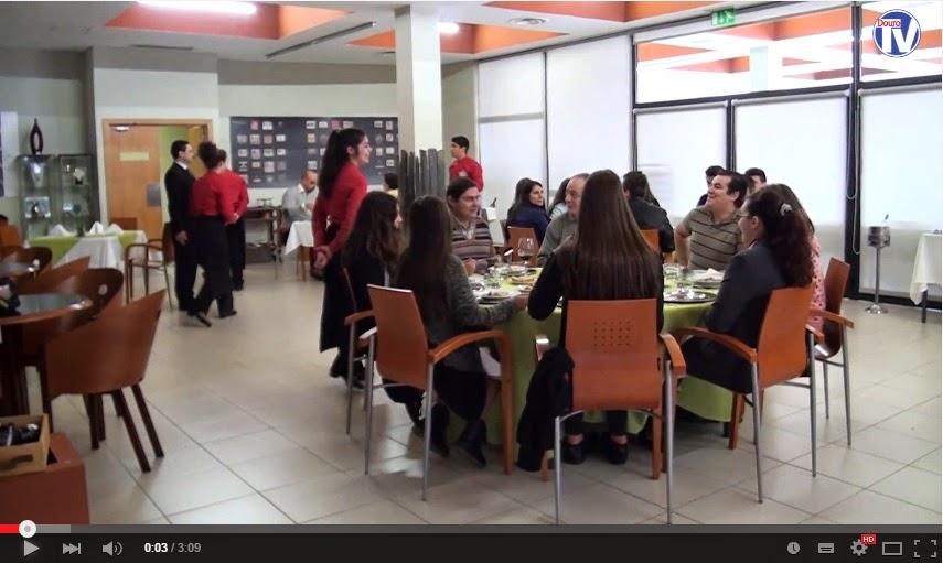 Já abriu ao público o Restaurante Vintage na Escola de Hotelaria e Turismo do Douro/Lamego