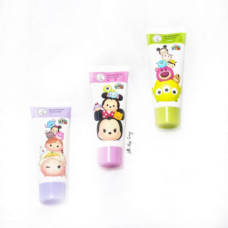 Mentholatum Disney Tsum Tsum Facial Wash