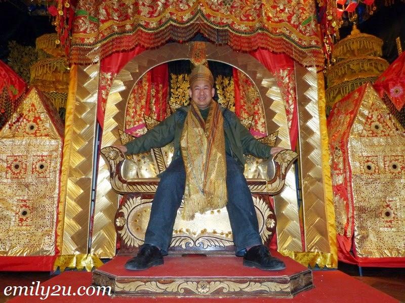 Padang Restaurant Beijing China