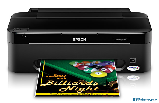 Full Review about Epson Stylus N11 Printer