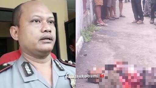 Kapolsek Cibadak Ungkap Penyebab Pria Tewas Dengan Usus Terburai Dekat Kediaman Sekda Kabupaten Sukabumi