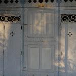 Maison de Fer : façade est