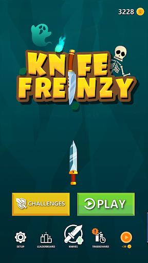 Knife Strike - Knife Game to Hit 1.1.121 screenshots 4