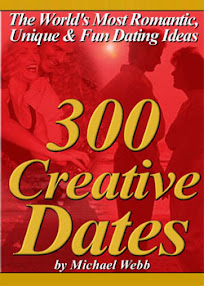 Cover of Michael Webb's Book 300 Creative Dates For Under 20 Dollars