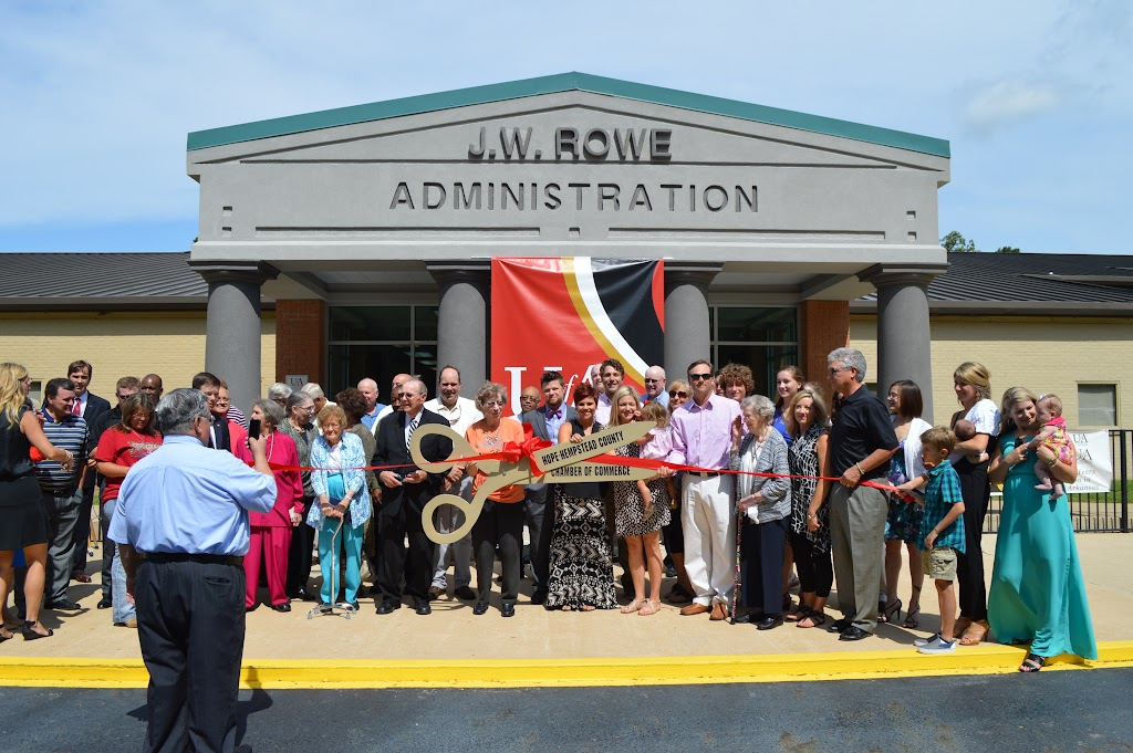 Mr. J.W. Rowe Administration Building Dedication - DSC_8211.JPG