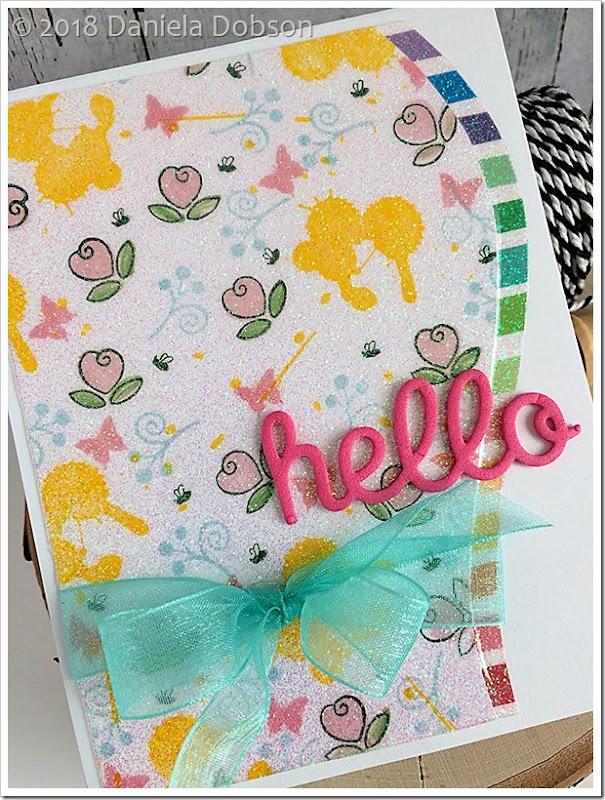 Hello close 2 by Daniela Dobson