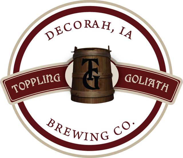 Toppling Goliath Announces MA & RI Distribution