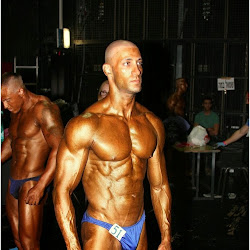 Bodybuilding Israel championship- NAC and IBFF