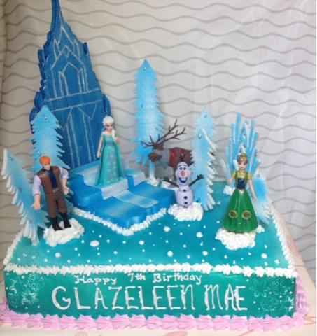Goldilocks Frozen Cake Philippines