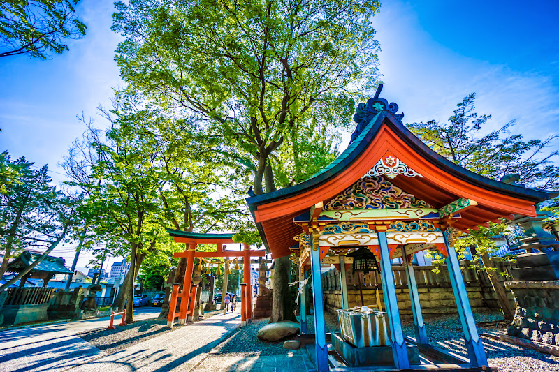 深志神社 写真10