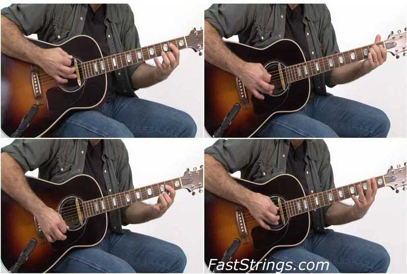 Andy Aledort - 20 Essential Acoustic Rock Licks