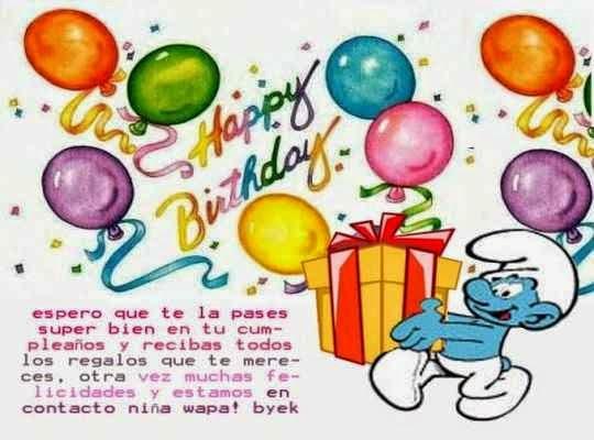 Mensajes de cumpleaños para mi mejor amiga