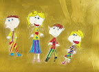My Family in Color Patterns by Laura