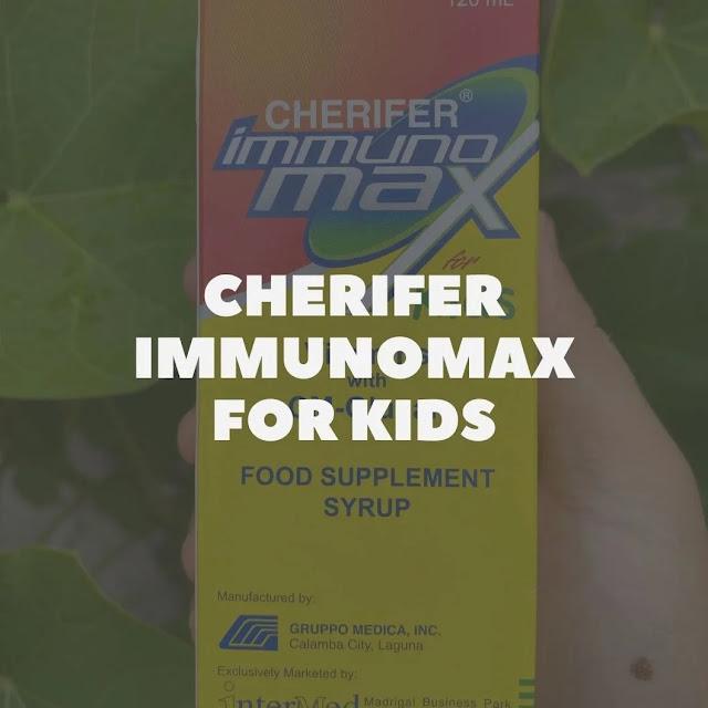 Review of Cherifer Immunomax for Kids