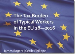 EU tax burden