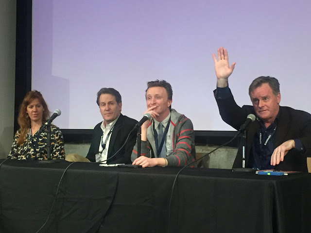 Kate Nowlin, Peter Moore, Paul Cram and Patrick Coyle
