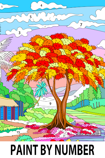 ColorPlanet: Paint by Number, Free Puzzle Games 1.1.3 Pc-softi 8