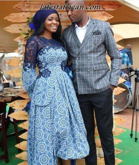 Shweshwe Dresses 2019 South African Shweshwe