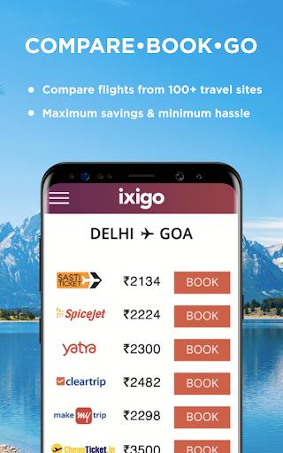 Flight, Hotel & Bus Booking App - ixigo 4.1.9 gameplay   AndroidFC 1