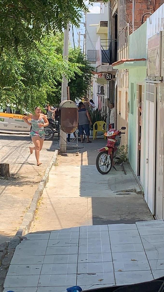 URGENTE: Empresário Gilberto acaba de ser assassinado em Tabira; sua esposa Glaucia foi executada em junho