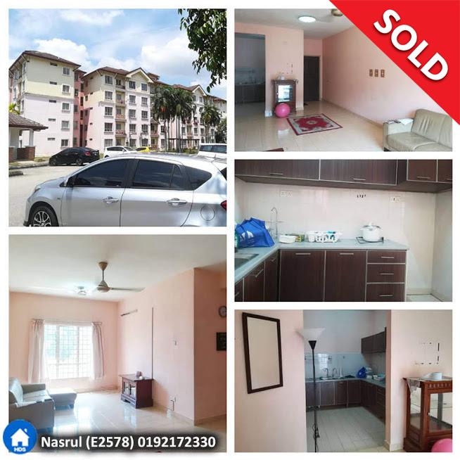 Apartment Delima Bukit Jelutong