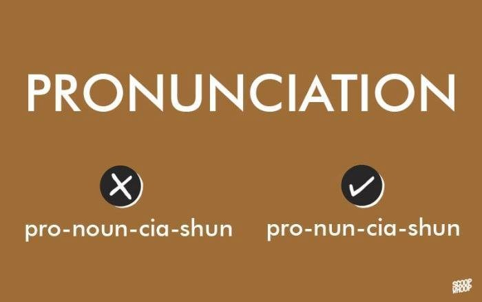 Original Pronounciation  (11)