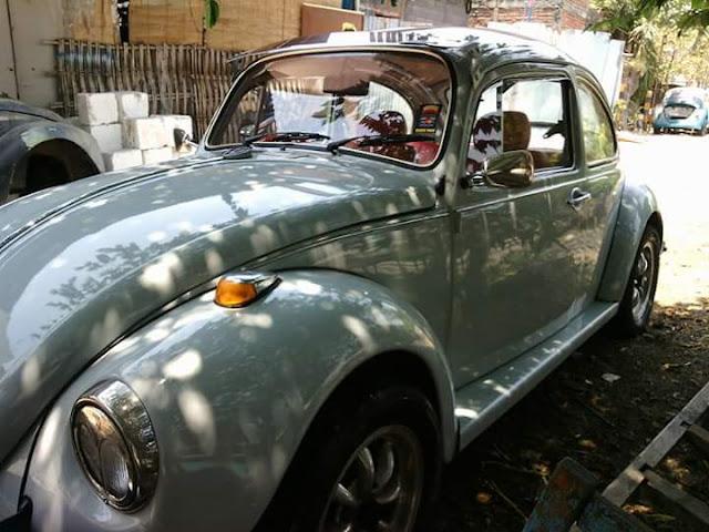 Mobil Lucu Antik VW Kodok Jadoel 71 - GRESIK