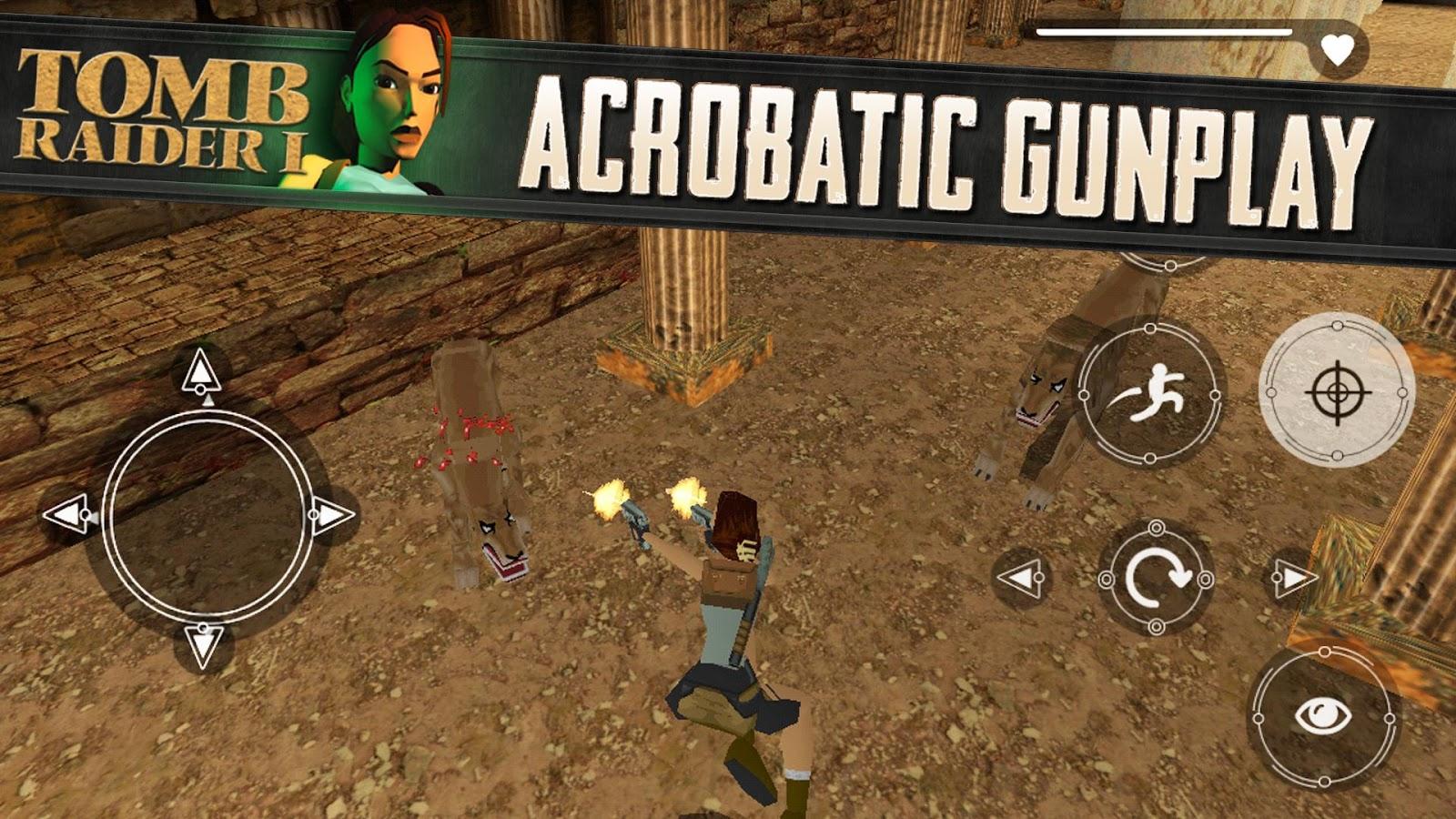 SQUARE ENIX Tomb Raider I - Android