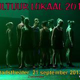 2013 Cultuur Lokaal Stadstheater