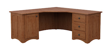 Haiku L-Shaped Desk