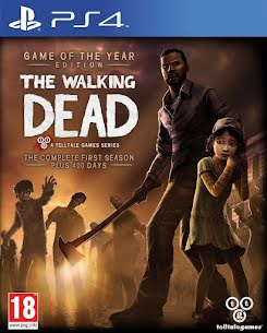 The Walking Dead: The Game - Season 1 (2012 - 2013)