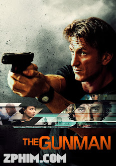 Xạ Thủ - The Gunman (2015) Poster