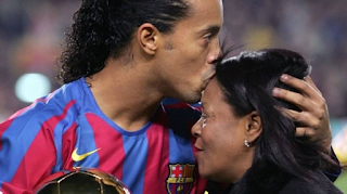 Ronaldinho Lost Mother To COVID-19