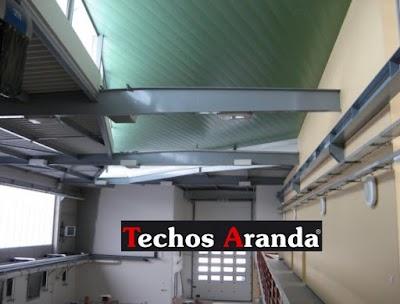 Techos Barrio Los Cerros
