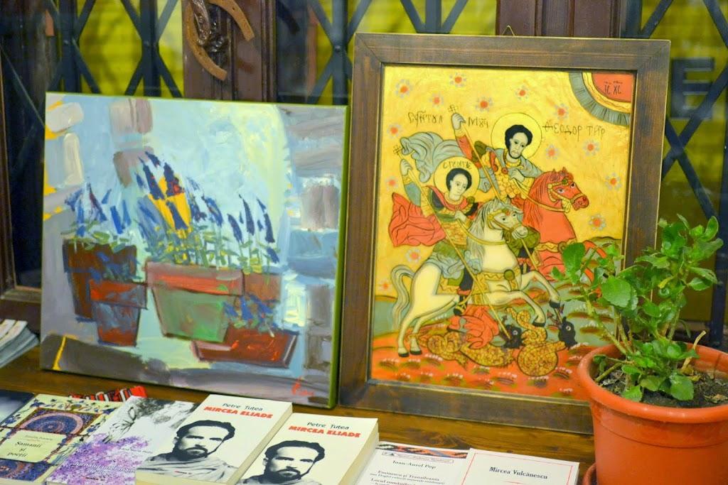 Seara literara - Editura Eikon lanseaza patru carti, La Vulturi (2014.09.03) 183