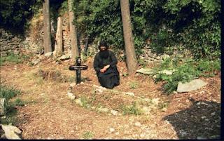 Αποτέλεσμα εικόνας για ταφος αγιου πορφυριου