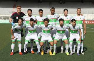 Elim. CAN U20 : L'Algérie éliminée par la Mauritanie