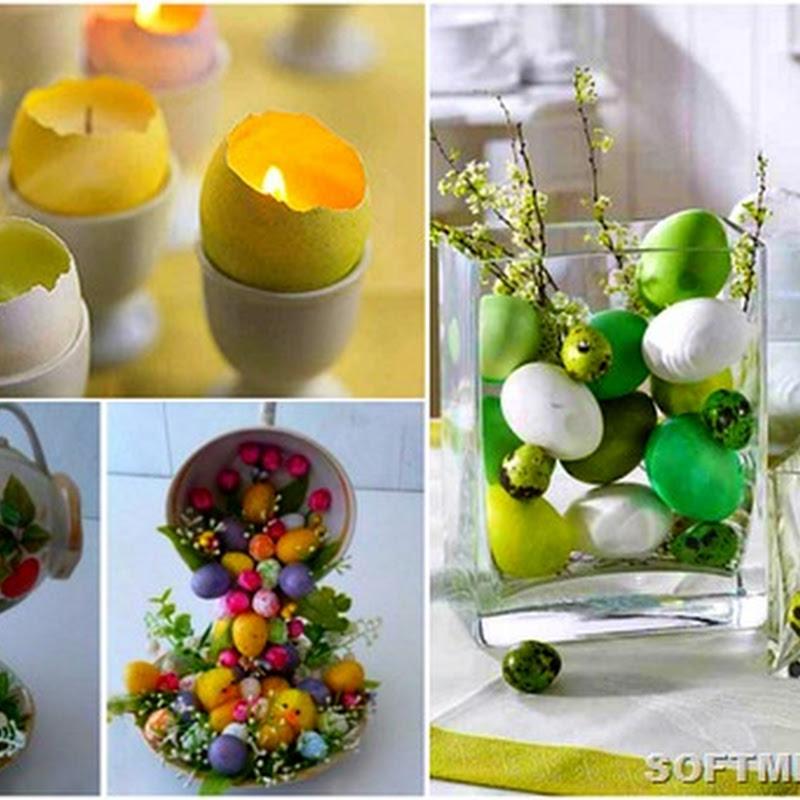 20 идей декора к светлому празднику Пасхи