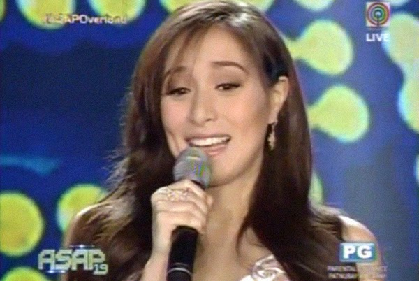 video cristine reyes finally admits to being pregnant