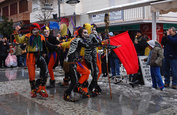 Carnaval 2016 en Majadahonda