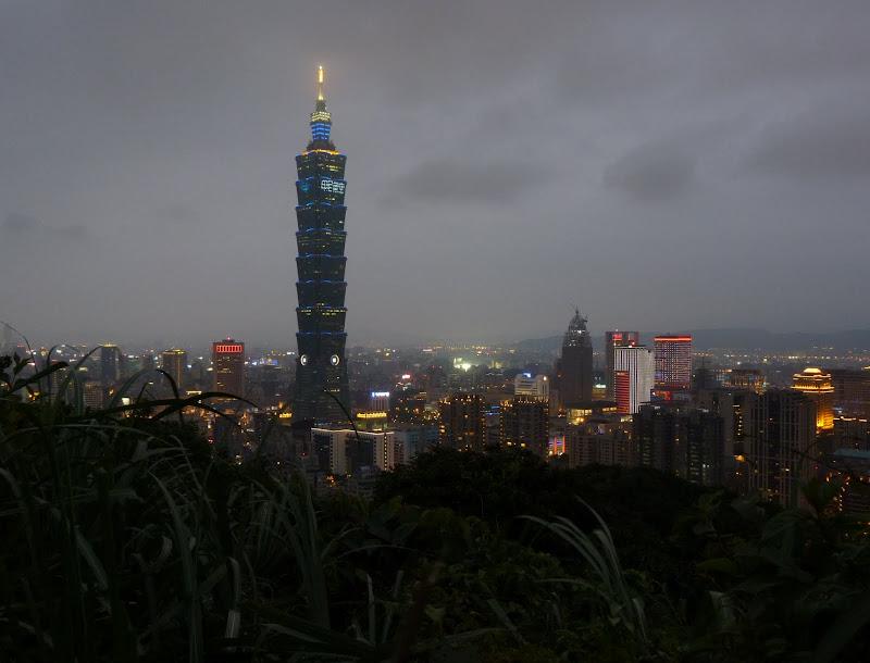 TAIWAN Taipei,Elephant mountain et proche de Shiding - P1140379.JPG