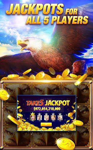 Take5 Free Slots u2013 Real Vegas Casino  gameplay | by HackJr.Pw 10