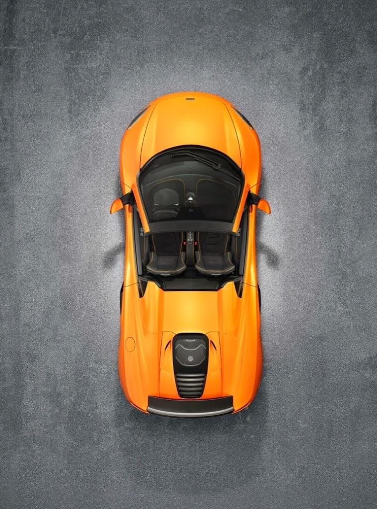 McLaren 650S Spider 3