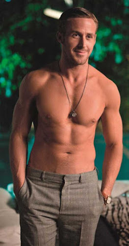 Ryan Gosling, desnudo